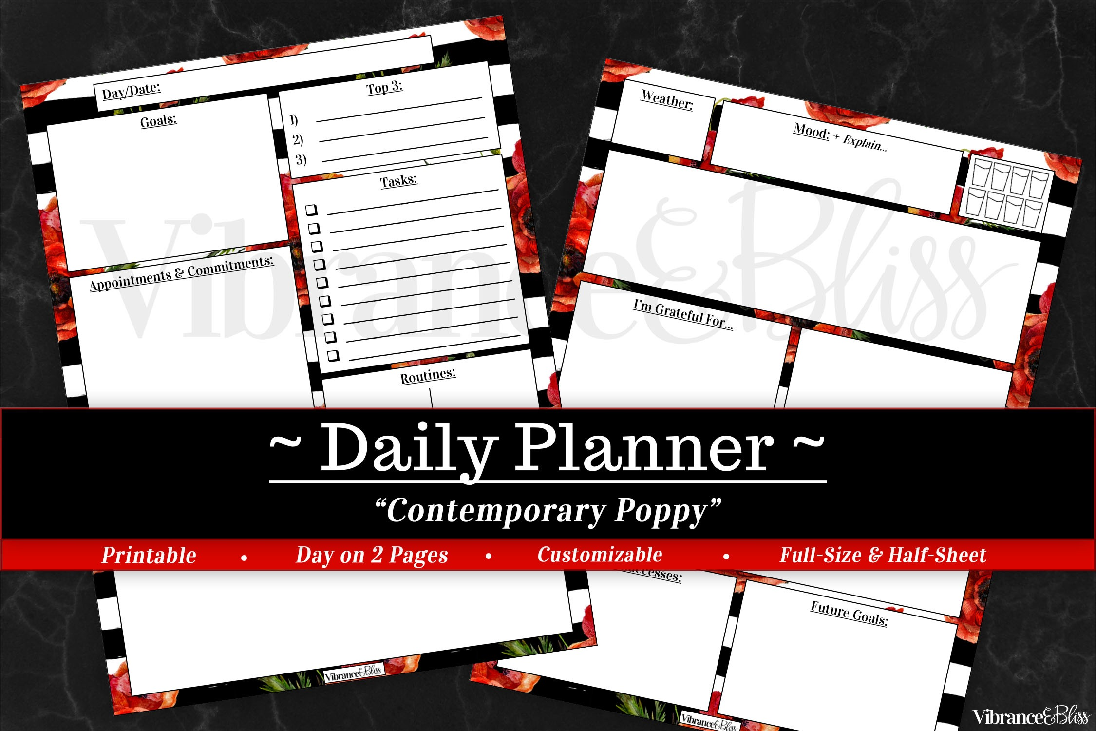 Daily Planner (2p)