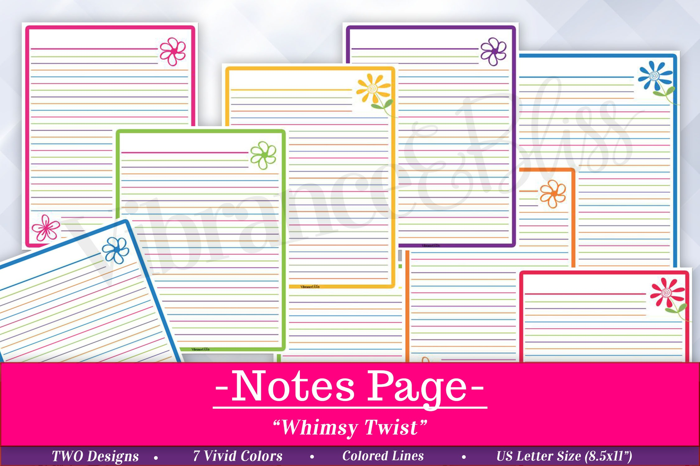 Notes (Whimsy Twist)