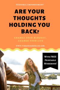 Stop allowing your self-limiting beliefs to become your safety net. They're not actually protecting you- they're only holding you back.